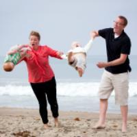 20 روش صحیح بغل کردن نوزاد