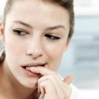 ۵ نشانه ی اضطراب