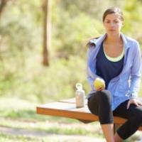 ۵ ماده غذای مناسب برای قبل از ورزش