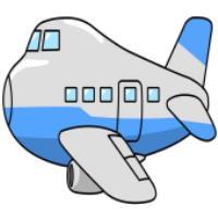آموزش نقاشی برای کودکان، هواپیما