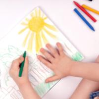 تحلیل نقاشی کودکان - بخش اول