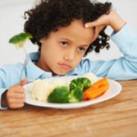 بی اشتهایی در کودکان (4)