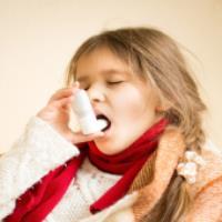 بیماری آسم در کودکان