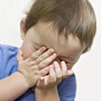 کودک خجالتی (2)