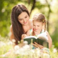 رابطه ی زیبای مادر و دختر