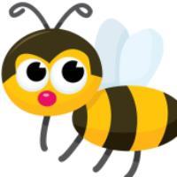 آموزش نقاشي براي کودکان، زنبور