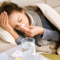 مراقبت های زمان سرماخوردگی