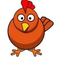 آموزش نقاشی برای کودکان، مرغ