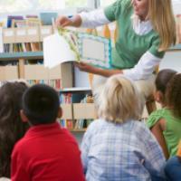 علاقمند کردن کودک به کتاب خوانی