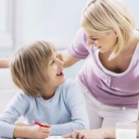 پرورش کودک ( 4 )- گفت و شنود با کودکان