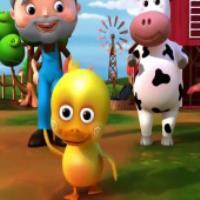 آهنگ کودکانه پیرمرد مهربون مزرعه داره