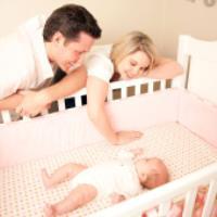 نوزاد و صدای والدین!