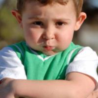 لجبازی در کودکان (2)
