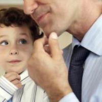 کودکان رفتار بزرگترها را تقلید می کنند!