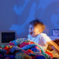 کابوس کودکان در خواب