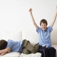 حس رقابت در کودکان (1)