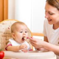 تغذیه تکمیلی شیرخواران (2)