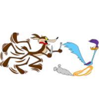 کارتون میگ میگ و کایوت، قسمت 14