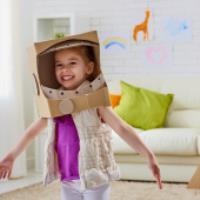 برای داشتن کودک خلاق چطور رفتار کنیم