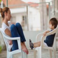 ارتباط عمیق و مؤثر با فرزندان (2)