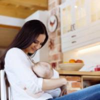 رژیم در دوران شیردهی و تفاوت آن با دوره بارداری