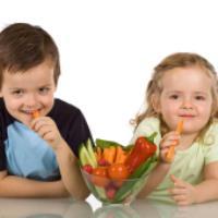 رژیم غذایی در کودکی (دکتر کرمانی)