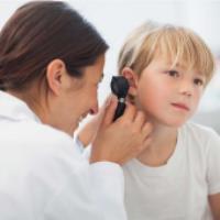 عفونت در گوش و حلق کودکان