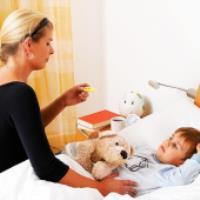 تاثیر تغذیه در دوره بیماری کودکان