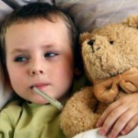 تب در کودکان (1)
