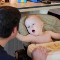 پرورش حس چشایی کودک