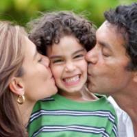 دوستی بچه ها با والدین