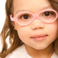 عینک در کودکان