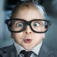عینک مناسب برای کودکان (1)