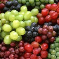میوه درمانی (خواص انگور)