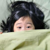 چطور کودکی که کابوس دیده را آرام کنیم؟!