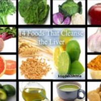 ۱۴ مواد غذایی برای پاک سازی کبد (بخش اول)