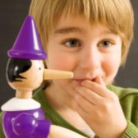 دروغگویی در کودکان (1)