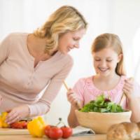 بلوغ و تغذیه در دختران