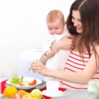 غذاهای مفید برای مادران شیرده
