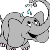 آموزش اوريگامي براي کودکان، فيل