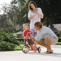 نکاتی درباره دوچرخه سواری کودکان
