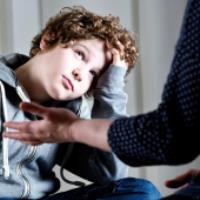 تربیت کودک ( درد و دل با فرزند ممنوع )