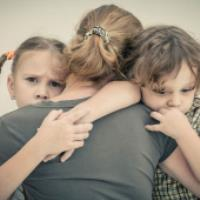 کودکان تک والدی (3)