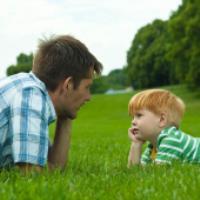 کودکان تک والدی (4)