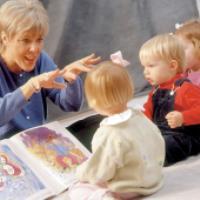 رشد گفتاری در کودکان (1)