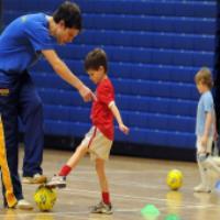 ورزش برای کودکان زیر 6 سال