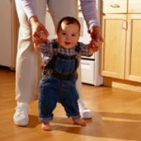 مراحل تکامل حرکتي کودک