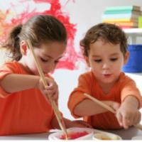 نشانه های پرخاشگری در نقاشی های کودکان