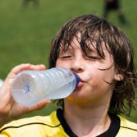 علائم گرمازدگی در کودکان