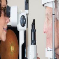 ضایعات بیماری دیابت بر روی شبکیه
